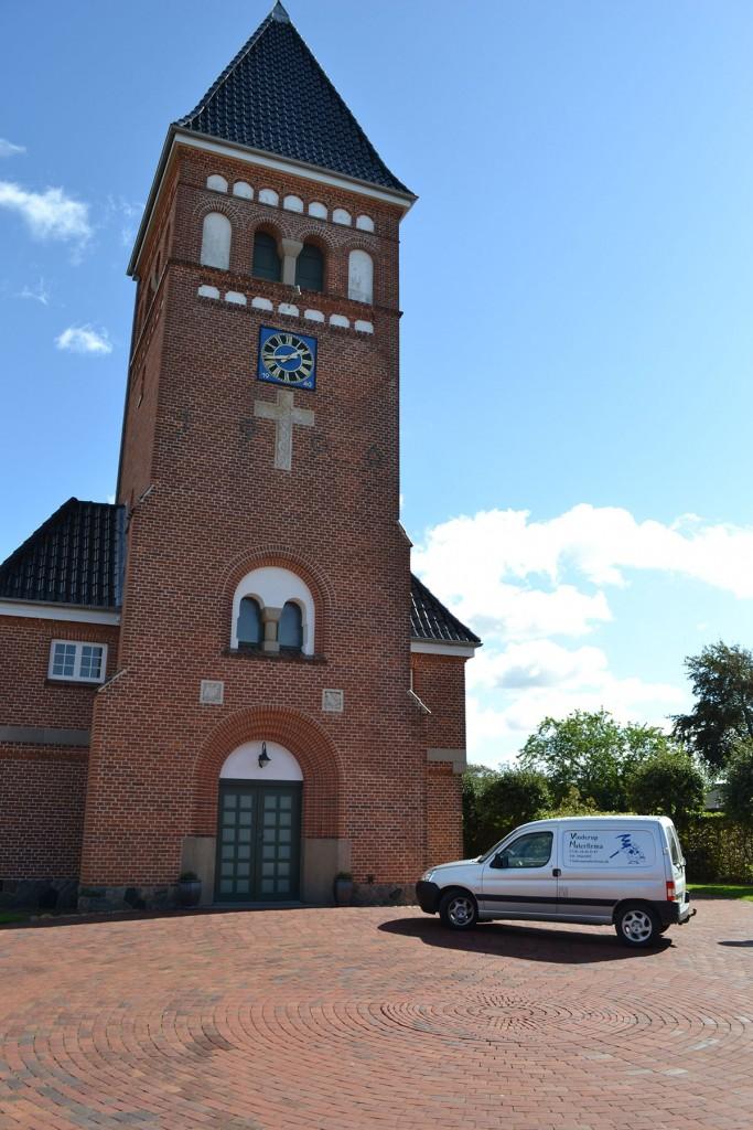Vinderup Kirke
